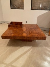 French Art Deco Game/Consol Table