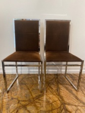 Set of 6 Mid-century dining chairs