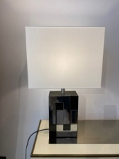 French Mid-Century Table Lamp