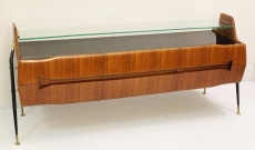 Mid-century sideboard/long Chest of Drawers