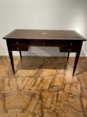Writing Desk Wood Antique