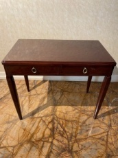 Small Desk In Palisander Wood