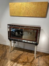 Mid-Century Cocktail Cabinet