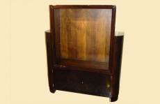Antique Book Case In Wood