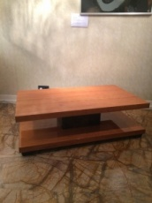 Cool Wooden Coffee Table