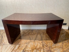 Wood Consol Table