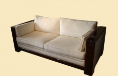 Huge French Art Deco Sofa