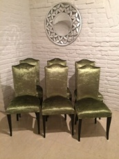 Dining chairs set of 6