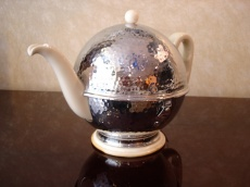French Art Deco Tea Pot