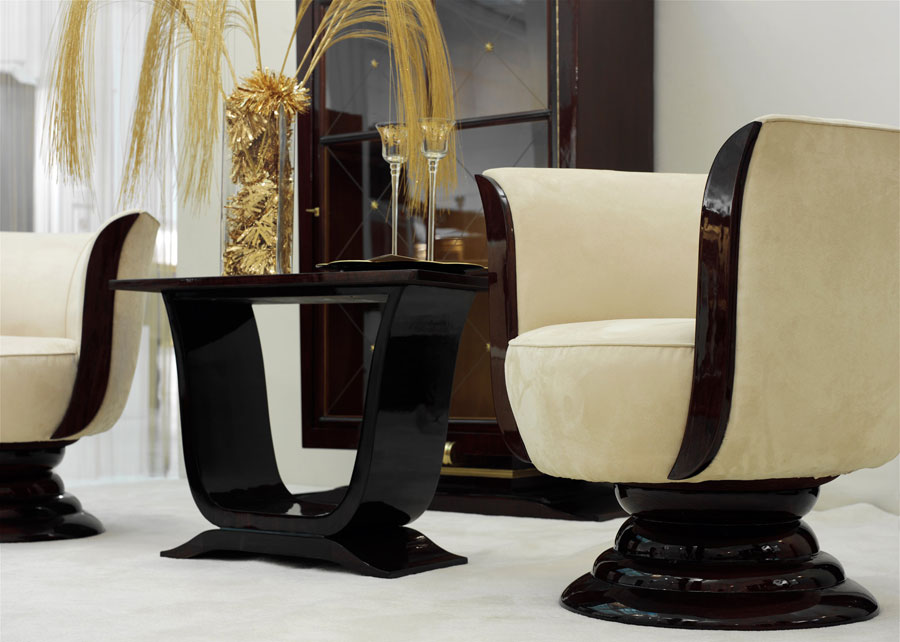 Art Deco Furnishing